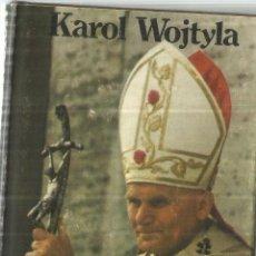 Libros de segunda mano: KAROL WOJTYLA. SIGNO DE CONTRADICCIÓN. BIBLIOTECA DE AUTORES CRISTIANOS. MADRID. 1979. Lote 79965077