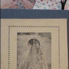 Libros de segunda mano: FOLLETO NUESTRA SEÑORA DE LA CONSOLACION.UTRERA.1954.. Lote 80644466