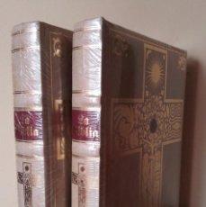 Libros de segunda mano: LA BIBLIA DE JERUSALEN ILUSTRADA - 2 TOMOS - CLUB INTERNACIONAL DEL LIBRO - PRECINTADOS. Lote 80794927