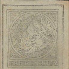 Libros de segunda mano: CATECISMO DE RIPALDA GRADUADO POR BENITO FUENTES ISLA - MADRID 1939. Lote 81098984