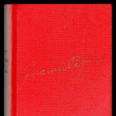 Libros de segunda mano: XX GIOVANNI PAPINI, HISTORIA DE CRISTO.. Lote 81939772