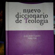 Libros de segunda mano: NUEVO DICCIONARIO DE TEOLOGÍA, JUAN JOSÉ TAMAYO, ED. TROTTA, 2005. Lote 82195352