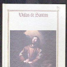 Libros de segunda mano: VIDAS DE SANTOS. SAN FRANCISCO DE ASÍS. A-SANTOS-230. Lote 82492696