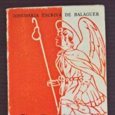 Libros de segunda mano: CAMINO / JOSEMARIA ESCRIBA DE BALAGUER. Lote 82964556