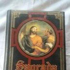 Libros de segunda mano: SAGRADA BIBLIA 1985 - 2º EDICION - EDITORS S.A. Lote 83468832