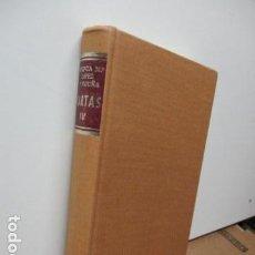 Libros de segunda mano: SANTA VICENTA MARÍA LÓPEZ Y VICUÑA. CARTAS. IV - TAPA DURA. Lote 83703240