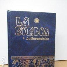 Libros de segunda mano: BIBLIA (LATINOAMÉRICA), LA - ED. VERBO DIVINO ED. VERBO DIVINO. EDICIÓN PASTORAL . Lote 83738940