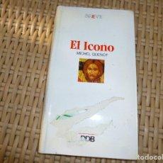 Libros de segunda mano: ICONO. MICHEL QUENOT.. Lote 194588998
