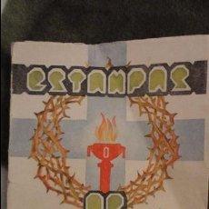 Libros de segunda mano: F.VILLANUEVA.ESTAMPAS DE MARTIRIO.CERON.CADIZ-MADRID.1942 GUERRA CIVIL.. Lote 84546608