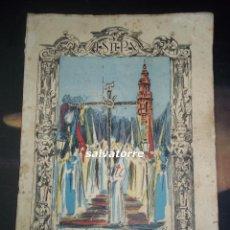 Libros de segunda mano: SEMANA SANTA. 1954.ESTEPA. SEVILLA. COMPLETO.91 PAGINAS.. Lote 85256556