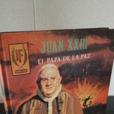 Libros de segunda mano: 10-JUAN XXIII, EL PAPA DE LA PAZ, 1982. Lote 85831076