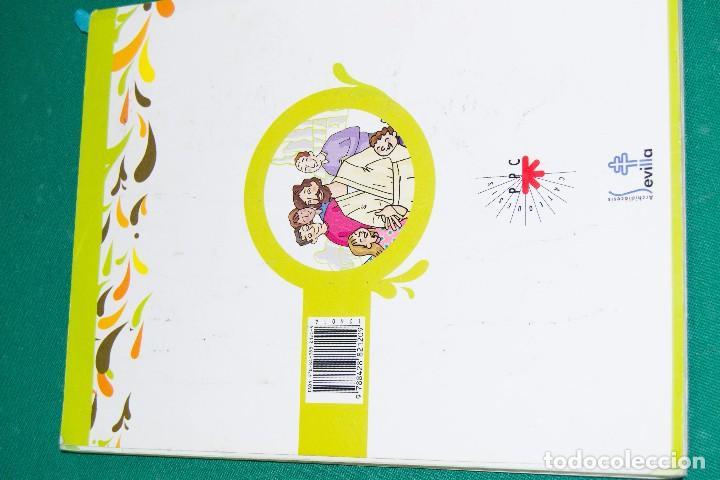 Libros de segunda mano: NOS ENCONTRAMOS CON JESÚS (INICIACIÓN CRISTIANA DE NIÑOS) - Foto 3 - 86212064