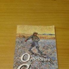 Libros de segunda mano: ORACIONES DEL CRISTIANO. Lote 86509228