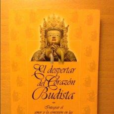 Libros de segunda mano: EL DESPERTAR DEL CORAZÓN BUDISTA - LAMA SURYA DAS -. Lote 86673836