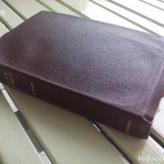 Libros de segunda mano: THE HOLY BIBLE. ILLUSTRATED CAMBRIDGE PRINTED AT THE UNIVERSITY PRESS OLD AND NEW TESTAMENTS BIBLIA. Lote 87161048