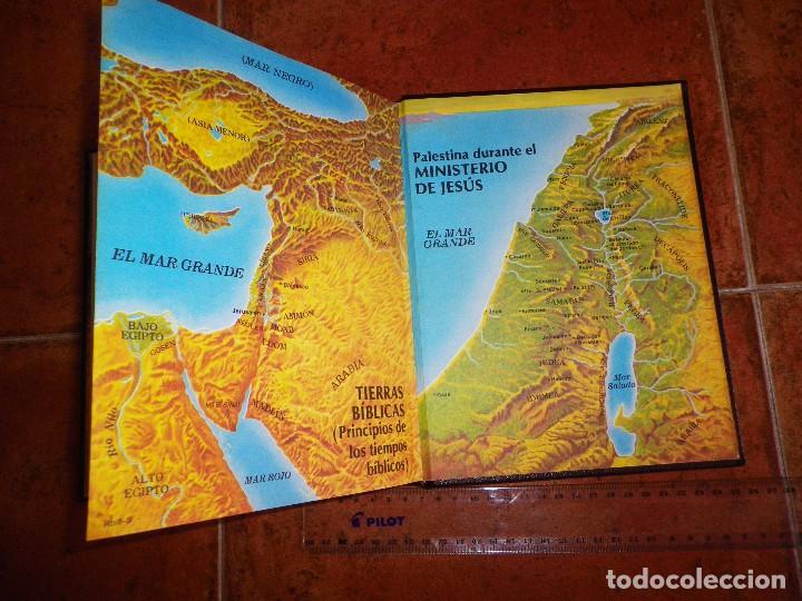 Libros de segunda mano: BIBLIA TRADUCCION DEL NUEVO MUNDO DE LAS SANTAS ESCRITURAS GRANDE TESTIGOS DE JEHOVA WATCHTOWER - Foto 4 - 174037713