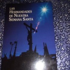 Libros de segunda mano: (CUENCA). LAS HERMANDADES DE NUESTRA SEMANA SANTA. VVAA. 1990.. Lote 89525872