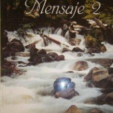 Libros de segunda mano: MENSAJE 2 CARTAS DEL FUNDADOR DEL REGNUM CHRISTI MARCIAL MACIEL 1994. Lote 90142976