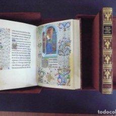 Libros de segunda mano: LIBRO DE HORAS LA VIRGEN TEJEDORA. Lote 91135530