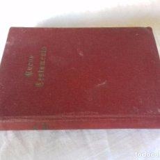 Libros de segunda mano: NUEVO TESTAMENTO-DEPOSITO CENTRAL DE LA SOCIEDAD BIBLICA B. Y E.-AÑO 1936. Lote 91402250