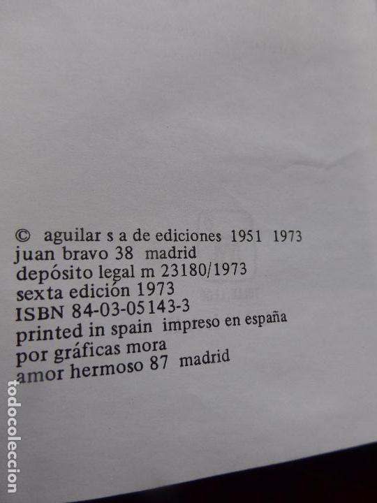 Libros de segunda mano: MAHOMA EL KORAN - AGUILAR 1973 JOYA - Foto 3 - 91846670