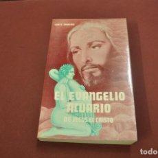 Libros de segunda mano - el evangelio acuario de jesus el cristo - levi dowling - REB - 92048695
