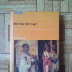 Libros de segunda mano: EL MITO DEL MAGO - BUTLER. Lote 93481005
