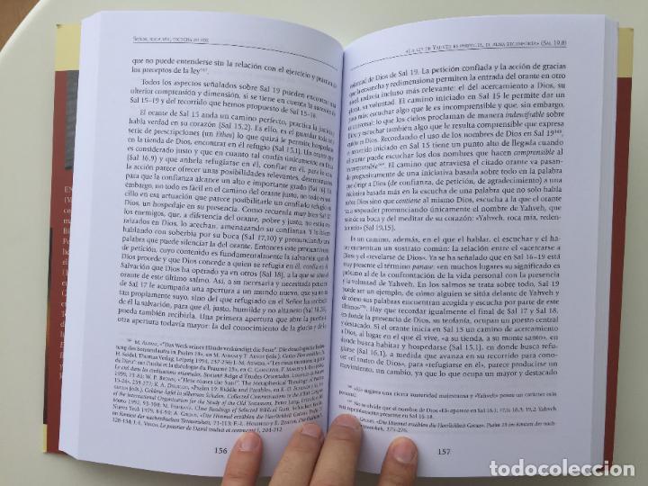 Libros de segunda mano: SEÑOR, ROCA MIA, ESCUCHA MI VOZ - ENRIQUE SANZ JIMENEZ-RICO - VERBO DIVINO - COMO NUEVO - Foto 8 - 93700020