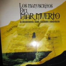 Libros de segunda mano - LOS MANUSCRITOS DEL MAR MUERTO (STEPHEN HODGE) - 94016795