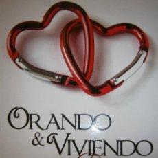 Libros de segunda mano: ORANDO Y VIVIENDO PAREJAS PADRE ALBERTO LINERO EUDISTA MINUTO DE DIOS 2012. Lote 94270790