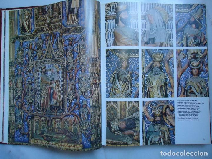 Libros de segunda mano: LIbro. JESUCRISTO. TOMO 1º CON CIENTOS DE FOTOGRAFÍAN BIBLIOTECA SUTORES CRISTIANOS MIÑON - Foto 6 - 94415494