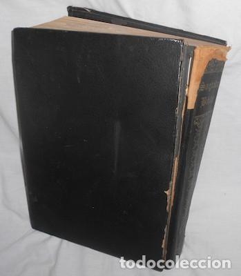 Libros de segunda mano: SAGRADA BIBLIA GUADALUPANA, TRADUCIDA DE LA VULGATA LATINA AL ESPAÑOL POR FÉLIX TORRES AMAT, 1965 - Foto 2 - 94438570