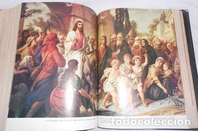 Libros de segunda mano: SAGRADA BIBLIA GUADALUPANA, TRADUCIDA DE LA VULGATA LATINA AL ESPAÑOL POR FÉLIX TORRES AMAT, 1965 - Foto 7 - 94438570