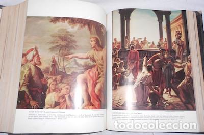 Libros de segunda mano: SAGRADA BIBLIA GUADALUPANA, TRADUCIDA DE LA VULGATA LATINA AL ESPAÑOL POR FÉLIX TORRES AMAT, 1965 - Foto 8 - 94438570