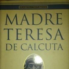 Libros de segunda mano: MADRE TERESA DE CALCUTA, ORAR, PLANETA. Lote 94940643