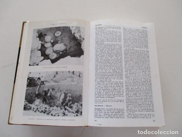Libros de segunda mano: H. HAAG, A. VAN DEN BORN, S. DE AUSEJO. Diccionario de la Biblia. RM82136. - Foto 4 - 95142579