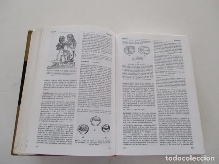 Libros de segunda mano: H. HAAG, A. VAN DEN BORN, S. DE AUSEJO. Diccionario de la Biblia. RM82136. - Foto 5 - 95142579
