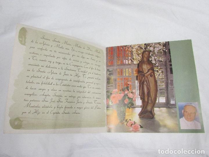 Libros de segunda mano: Testimonio Congregaciones Marianas # - Foto 2 - 95297099