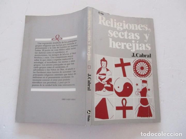 religiones sectas y herejias j.cabral
