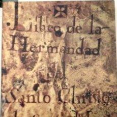 Libros de segunda mano: TARAZONA, LIBRO DE LA HERMANDAD DEL SANTO CHRISTO Y DE SANTA MARIA MAGDALENA,2009, 191 PAGINAS. Lote 96358223