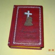 Libros de segunda mano: ANTIGUA SANTA BIBLIA - GROLIER - NEW YORK : 1958. CATOLICA EN CASTELLANO ANTIGUO Y NUEVO TESTAMENTO. Lote 96647523