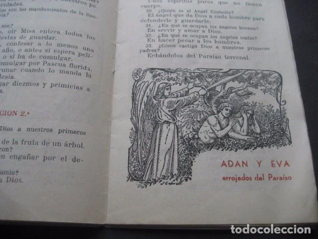 Libros de segunda mano: CATECISMO PREPARATORIO A LA PRIMERA COMUNION. ED. BRUÑO 1949 - Foto 7 - 96895963