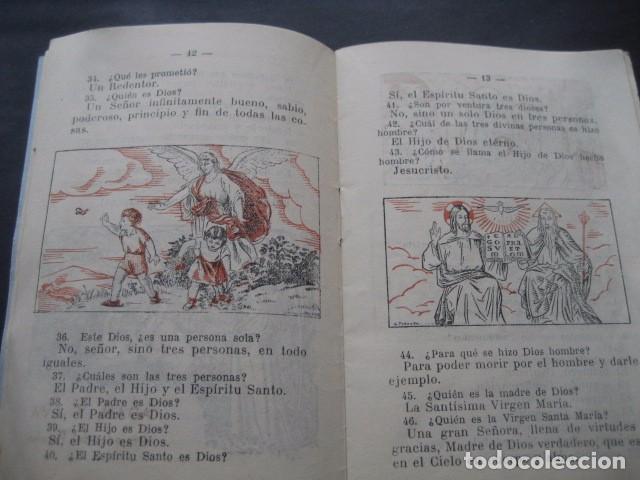 Libros de segunda mano: CATECISMO PREPARATORIO A LA PRIMERA COMUNION. ED. BRUÑO 1949 - Foto 8 - 96895963