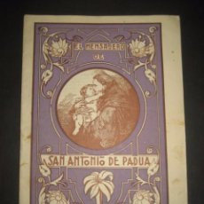 Libros de segunda mano: REVISTA EL MENSAJERO DE SAN ANTONIO DE PADUA, ABRIL 1944. PADRES CAPUCHINOS ZARAGOZA. Lote 97005523
