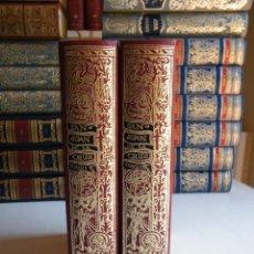 Libros de segunda mano: FACSÍMIL OBRAS ESPIRITUALES (DOS TOMOS) - SAN JUAN DE LA CRUZ - EDICIONES ANTIGUAS - BARCELONA (1983. Lote 97128499