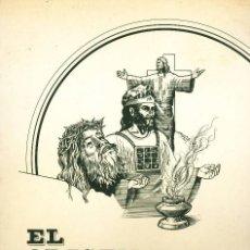 Libros de segunda mano: LIBRO EL ORIGEN Y EL DESTINO ELENA G. DE WHITE ILUSTRACIONES DE GUSTAVO DORE PRIMERA EDICIO 1966. Lote 144528452