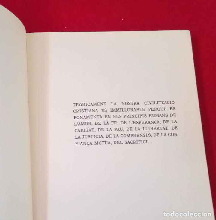 Libros de segunda mano: Combat per la fe - català - Foto 3 - 98474947