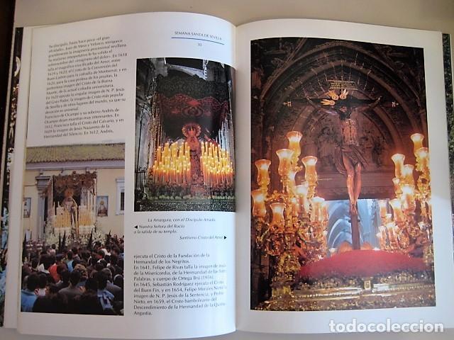 Libros de segunda mano: SEMANA SANTA DE SEVILLA - Foto 2 - 98875191