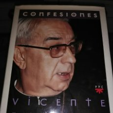 Libros de segunda mano: CONFESIONES. V.E. TARANCÓN. ED. PPC. 1996.. Lote 98990916