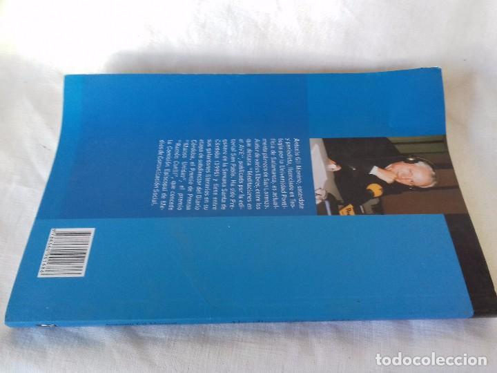 Libros de segunda mano: MIS BUENOS DIAS NOS DE DIOS-GIL MORENO, Antonio-Radio Nacional de España: Enero Diciembre 2006-OLIVO - Foto 2 - 99112879